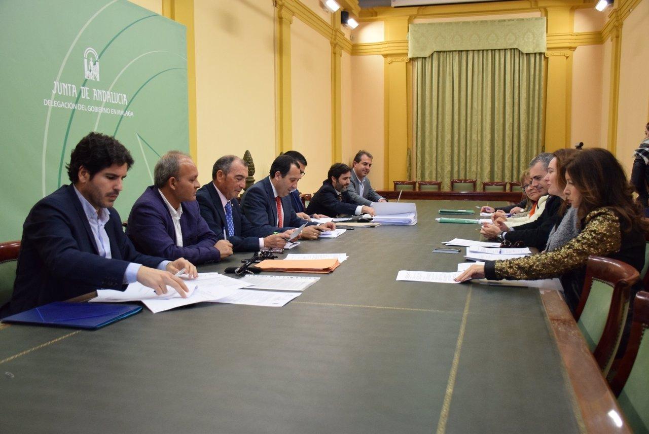 Consejo general del Consorcio de La Cónsula
