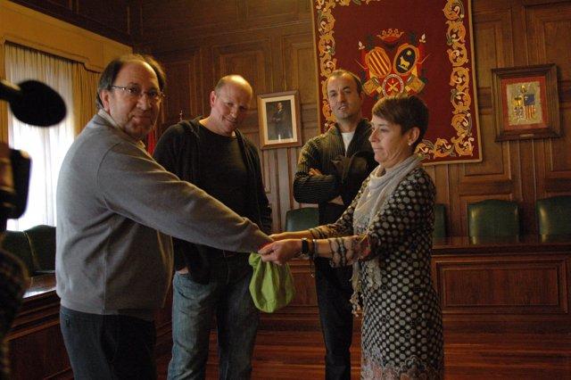 El alcalde pedáneo de El Campillo se ha elegido este viernes por sorteo