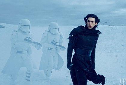 Kylo Ren (Adam Driver) promete que Star Wars 7 será mejor que las precuelas