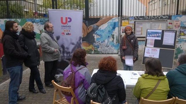 UP quiere destinar un 7% del PIB a educación