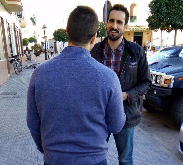 Ciudadanos informa de sus propuestas en la sierra de Huelva