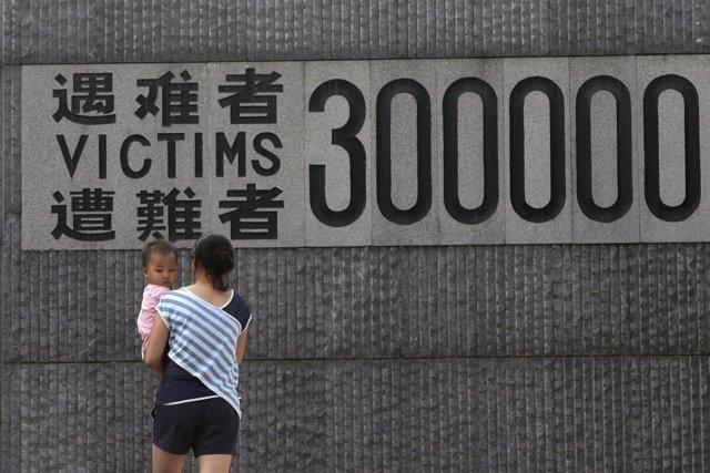 El presidente chino se ausenta de la segunda ceremonia oficial de  aniversario por la masacre de Nanking