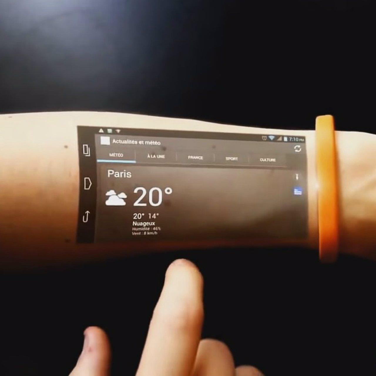 Tecnología futuro