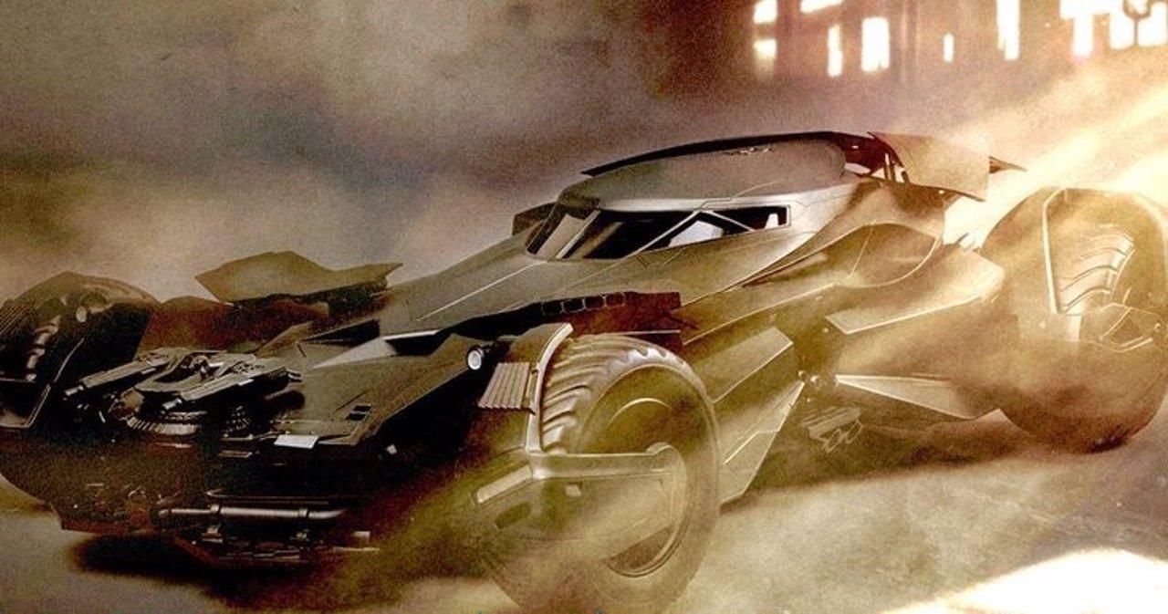 La réplica del Batmóvil que ha hecho Hot Toys