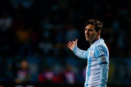 Messi, molesto por las críticas a su trabajo en la selección argentina