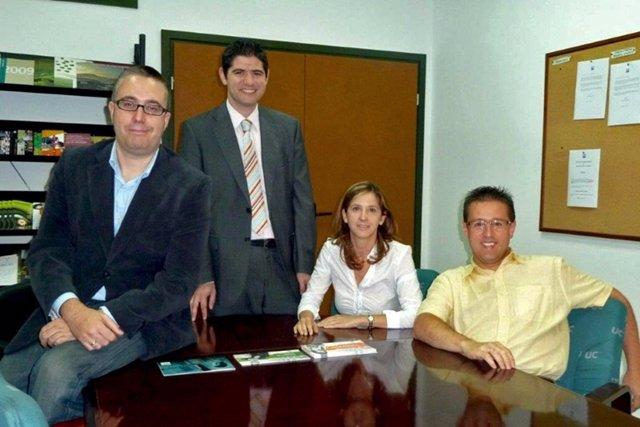Grupo de inteligencia del marketing de la UC