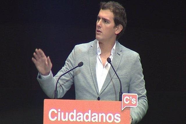 """Rivera: """"El 20D no se puede desaprovechar"""""""