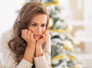 Síntomas de la depresión navideña