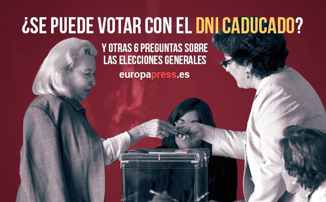 Voto por correo para las elecciones generales 2015