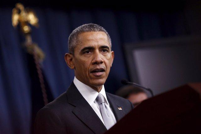 Obama comparece para informar sobre Estado Islámico