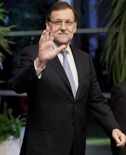 Rajoy llega al debate