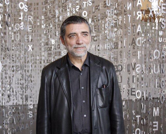 El artista Jaume Plensa