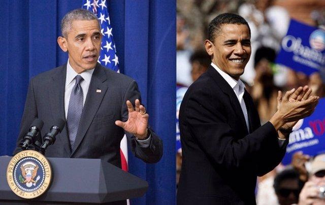 EEUU- BARACK OBAMA:JGM09- LAS VEGAS (EEUU), 18/02/07.- El Precandidato Presidenc