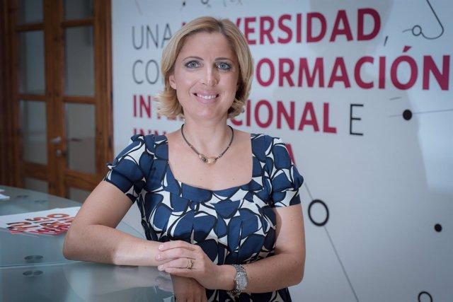 Cristina Oliveira, nueva rectora de la Universidad Europea de Canarias