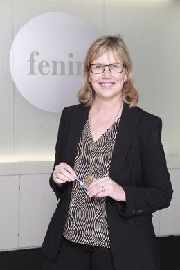 Mª Luz López-Carrasco, presidenta de Fenin