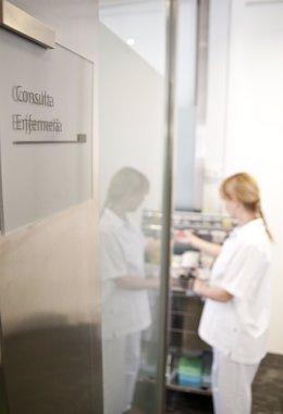 Consulta de enfermería IMOncology