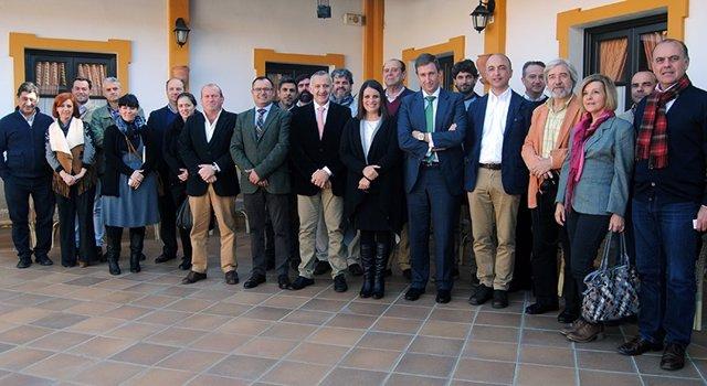 Presentan el Club del Producto Turismo de Naturaleza de Doñana.