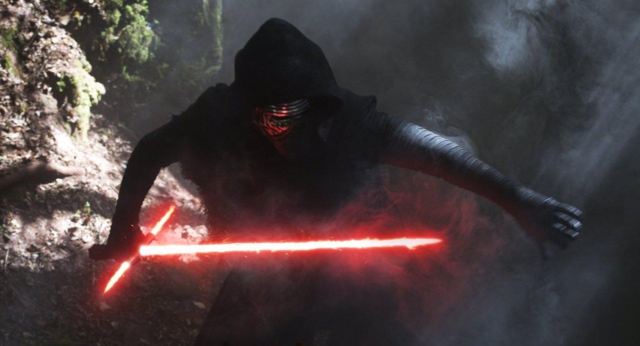Star Wars: The Force Awakens Kylo Ren (Adam Driver)