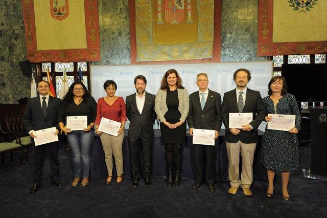 Seis nuevas entidades se adhieren al Marco Estratégico Tenerife Violeta