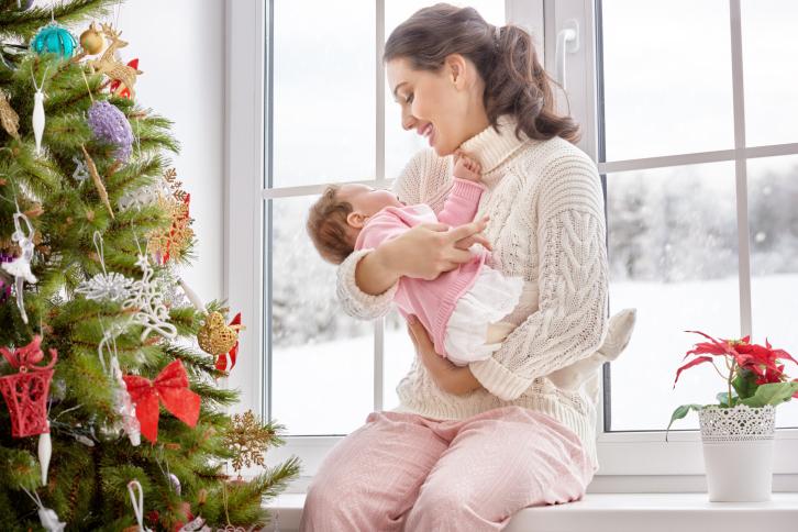 5 consejos para vivir la Navidad como madre primeriza