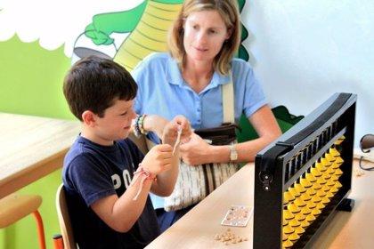 Los beneficios cognitivos del ábaco para niños