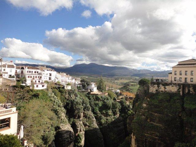 Turismo.- Ronda, entre las siete Maravillas Rurales de España en 2015, según una encuesta de Toprural