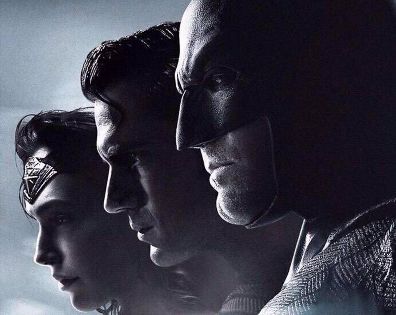 Batman v Superman y Wonder Woman