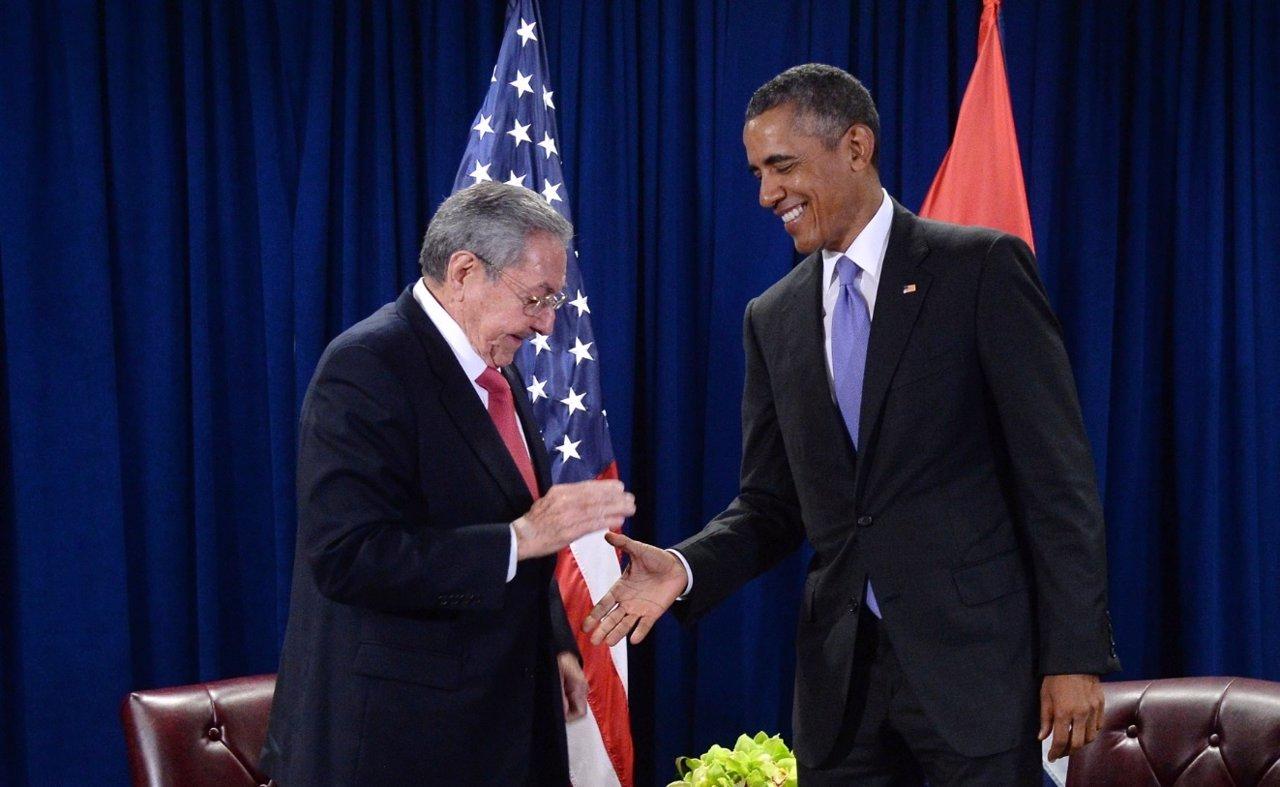 Un año de las relaciones de Cuba y Estados Unidos