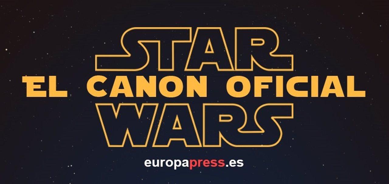 Canon Oficial de Star Wars