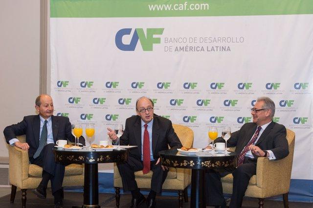 CAF Banco de desarrollo de América Latina