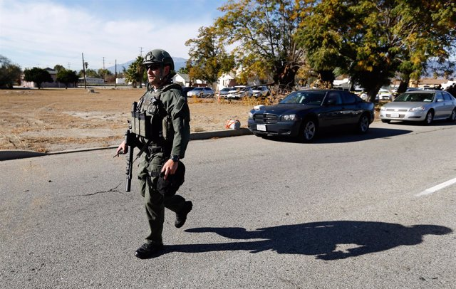 Tiroteo en San Bernardino, California