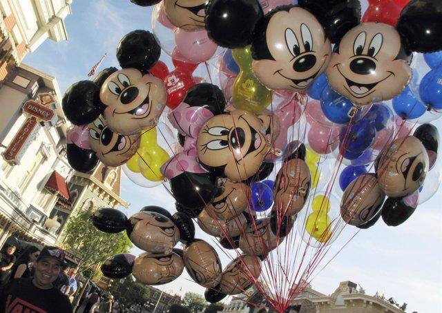 Parque Disney, en Estados Unidos.