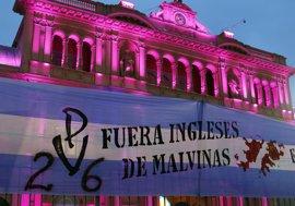 Canciller argentina dice que la relación con Gran Bretaña no se reducirá sólo a Malvinas