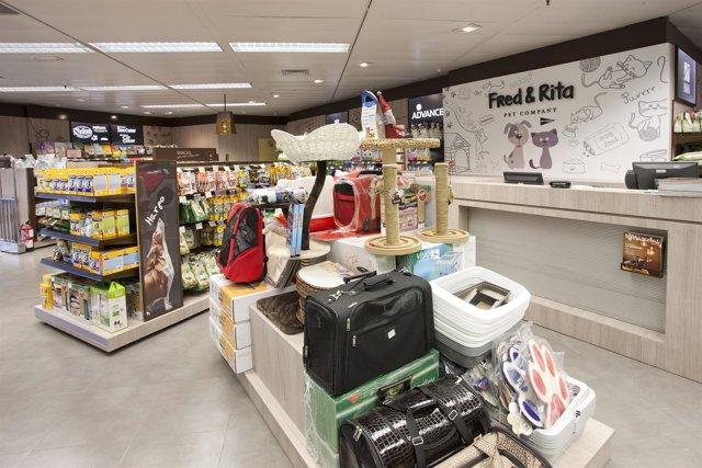 b6406abc4874 El Corte Inglés abre su primera tienda integral para mascotas Fred&Rita
