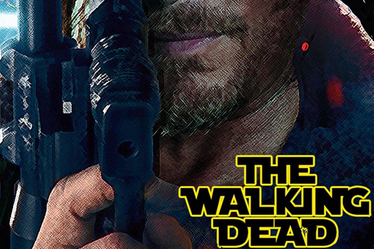 The Walking Dead y Star Wars