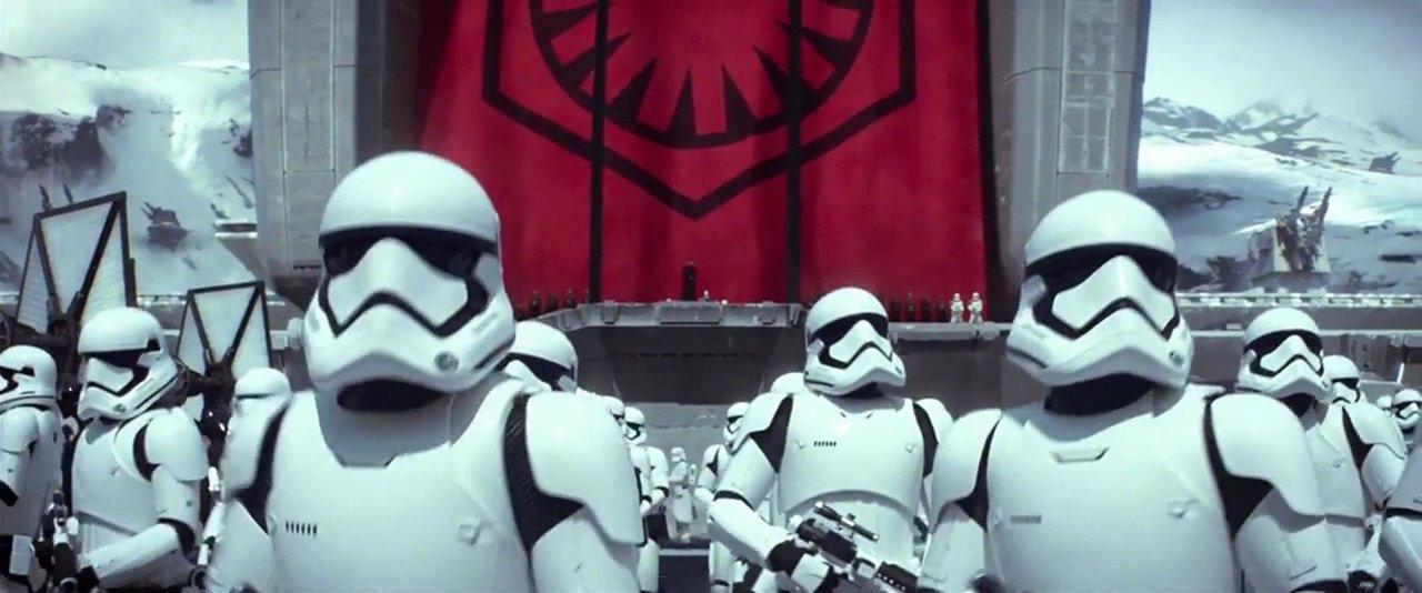 Stormtroopers del Primer Orden, Star Wars