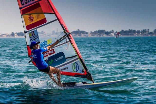 Marina Alabau RS:X Copa Brasil