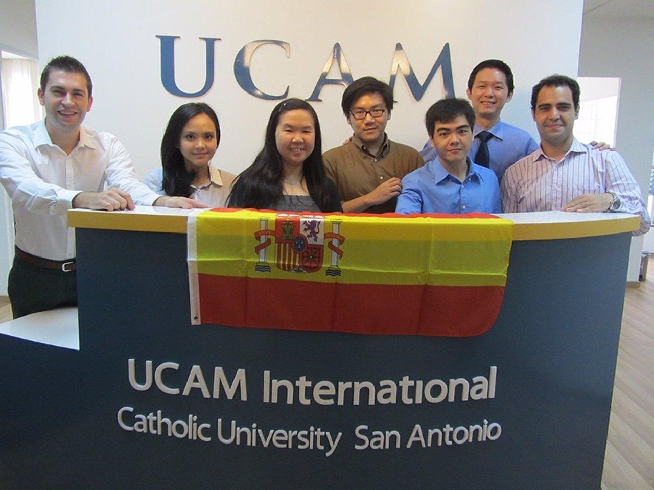 Expansión internacional UCAM