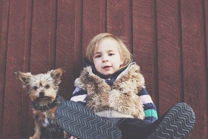 Los niños sí saben que las mascotas no son juguetes