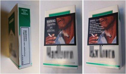 ¿Realmente ayuda a dejar de fumar que las cajetillas de tabaco lleven fotos?