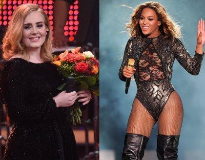 """Adele: """"Mi mayor prioridad en la vida después de mi hijo es cantar con Beyoncé"""""""