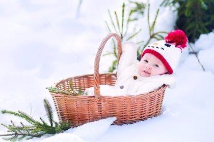 La Navidad con tu bebé recién nacido
