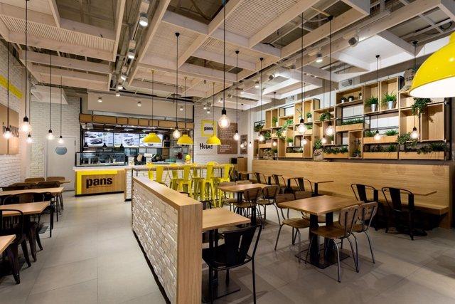 El grupo Eat Out crece en España tras las aperturas de Pans&Company ...