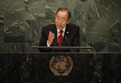 """Ban Ki Moon muestra su """"preocupación"""" por la incertidumbre electoral en Haití"""