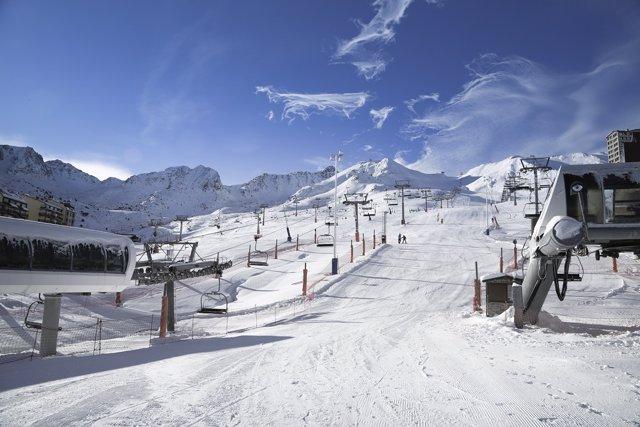 Estación De Esquí De Grand Valira