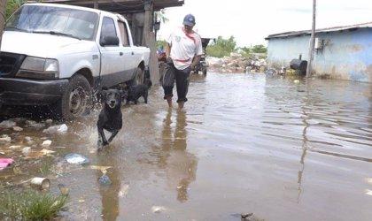 """Asunción vive una situación de """"emergencia total"""" por las inundaciones"""