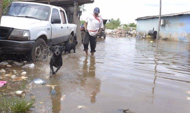 Inundaciones Asunción