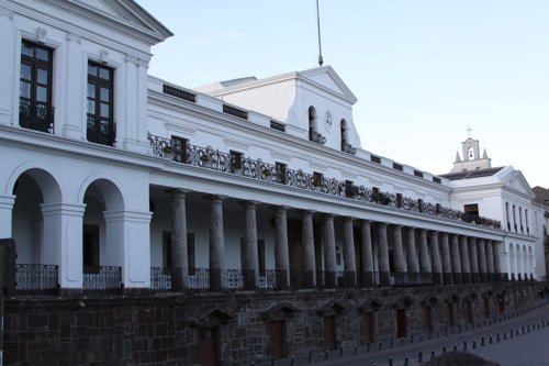 Palacio Carondelet