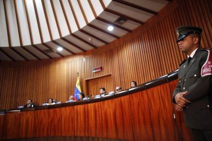 El Parlamento venezolano nombra a los magistrados del Supremo