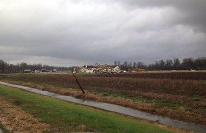 Al menos 7 muertos en EE UU por tormentas y tornados en el sureste
